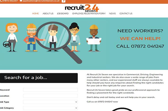 Recruit 24 Seven