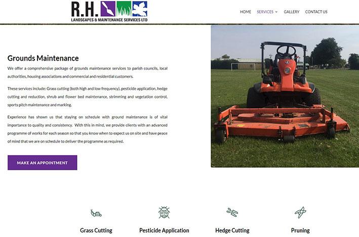 RH Landscapes & Maintenance Services